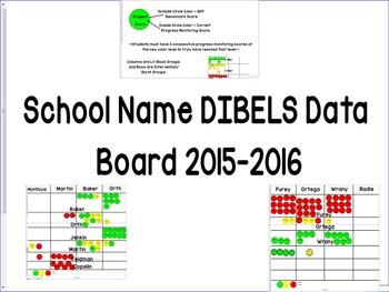 Digital Data Board