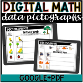 Digital Math//Data//Pictograph Practice//Google Slide//DIS