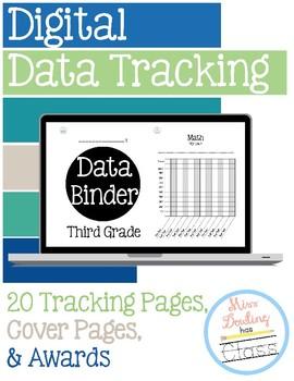 Digital Editable Data Tracker in Google Drive