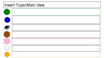 Digital Descriptive Writing with Google Slides