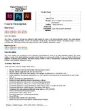 Digital Design 1-3 Syllabus