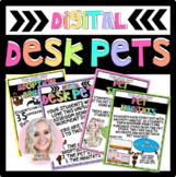 Digital Desk Pets - Distance Remote Learning Behavior System