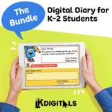 Digital Writing Diary Bundle (180 entries)