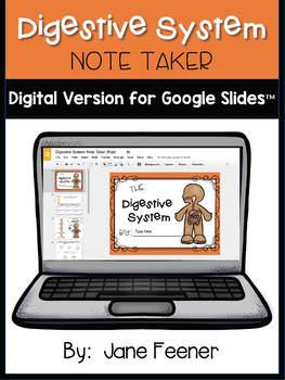 Digital Digestive System Note Taker