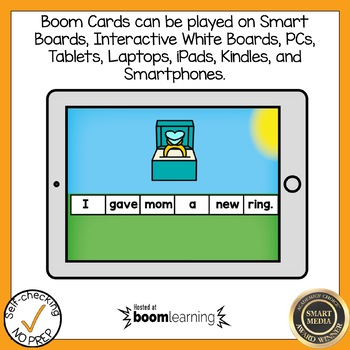 Digital Digraph NG Phonics Boom Cards Bundle