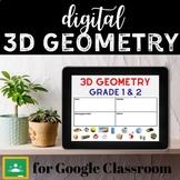 Digital Distance Learning **3D GEOMETRY** GOOGLE CLASSROOM