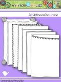 Digital Doodle Frames (The Lori Line)
