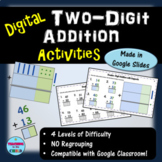 Digital Double-Digit Addition (No Regrouping) | Distance Learning