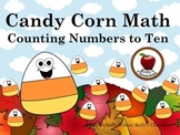 Candy Corn Math: Counting to 10