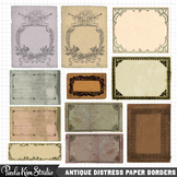 Borders - Antique Paper