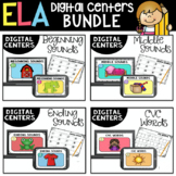 Digital ELA Centers | Distance Learning
