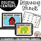 Digital ELA Centers | Beginning Sounds