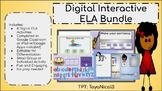 Digital ELA  Bundle - EDITABLE