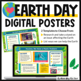Earth Day Writing | Digital Earth Day Activities |Google S