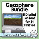 Digital Geosphere or Lithosphere Bundle [Distance Learning]