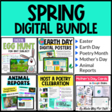 Digital Easter Egg Hunt   Earth Day Writing   Animal Reports  Poetry Celebration