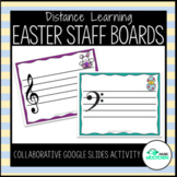 Digital Easter Music Magnet Boards - For Distance Learning