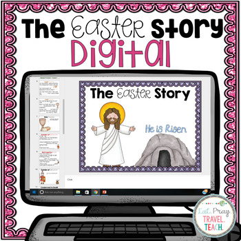 Digital Easter Story [Religious]
