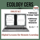 Digital Ecology CERs for Distance Learning