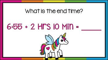 Digital Elapsed Time Unit for Google