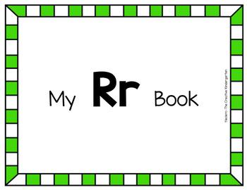 Digital Emergent Readers {FUN Alphabet Books-Rr}