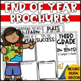 Digital End of Year Brochure | Advice for Next Year's Students