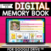 Digital End of Year Memory Book