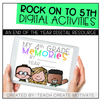 Digital End of the Year Activities: Rock on to 5th