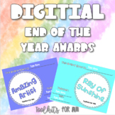 Digital End of the Year Awards