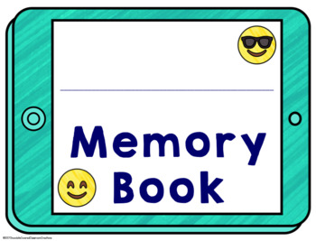Digital End of the Year Memory Book