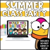 Digital End of the Year Party Games