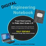 Digital Engineering Notebook - Fully Editable in PowerPoint & Google Slides