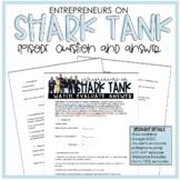 Digital-Entrepreneurship Exploration Shark Tank Episode Q&A