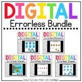 Digital Errorless Learning Activity Bundle [8 total!]   Di