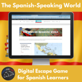 Digital Escape Game - the Spanish-Speaking World