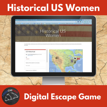 Digital Escape - Historical American Women