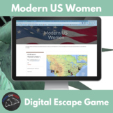 Digital Escape - Modern American Women