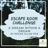 Digital Escape Room Challenge: A Dream Within a Dream!