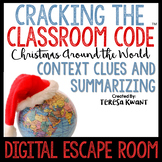 Digital Escape Room Christmas Around the World