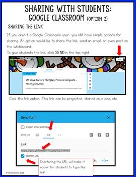 Digital Escape Room Cracking the Classroom Code® 4th Grade Christmas Math