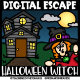 Halloween Digital Escape Room
