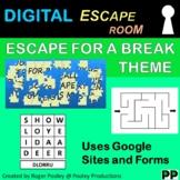 Digital Escape Room - Escape for a Break