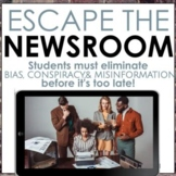 Digital Escape Room: Escape the Misinformation Newsroom, R