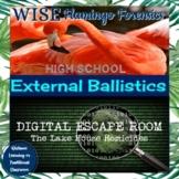 Digital Escape Room Forensic Ballistics and Trajectory DIS