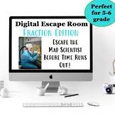 Digital Escape Room: Fractions Edition