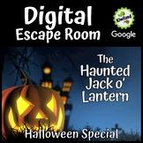 Digital Escape Room - Halloween - The Haunted Jack o Lante