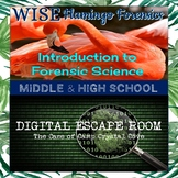 Digital Escape Room Introduction to Forensic Science DISTA