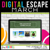 Digital Escape Room Leprechaun