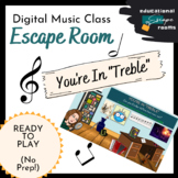 "Digital Escape Room (MUSIC) | ""You're in Treble"" | Ready t"