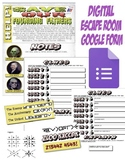 Digital Escape Room - Save the Founding Fathers! Google Drive
